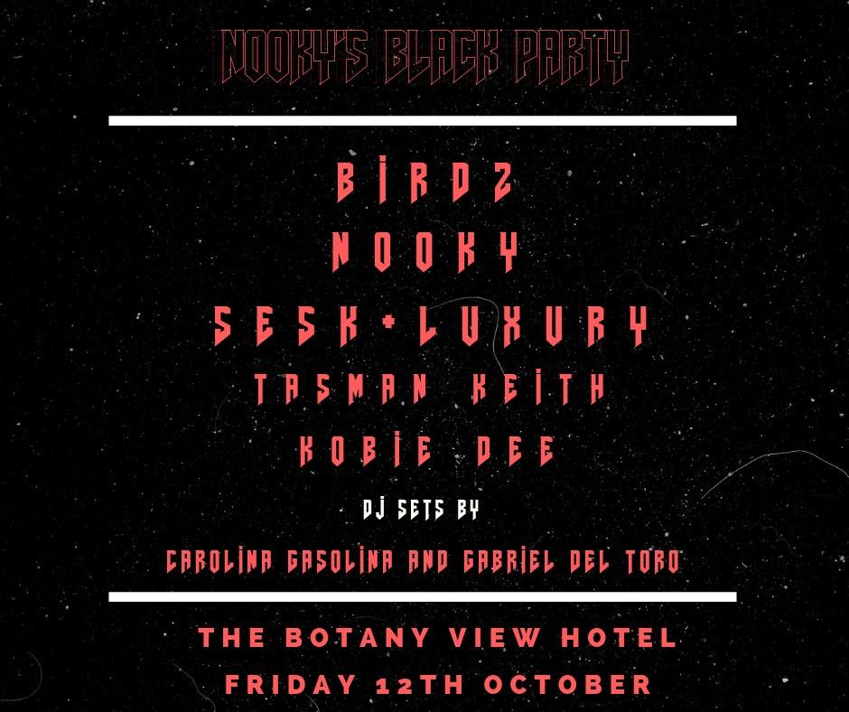 NOOKY'S BDAY BLOCK PARTY