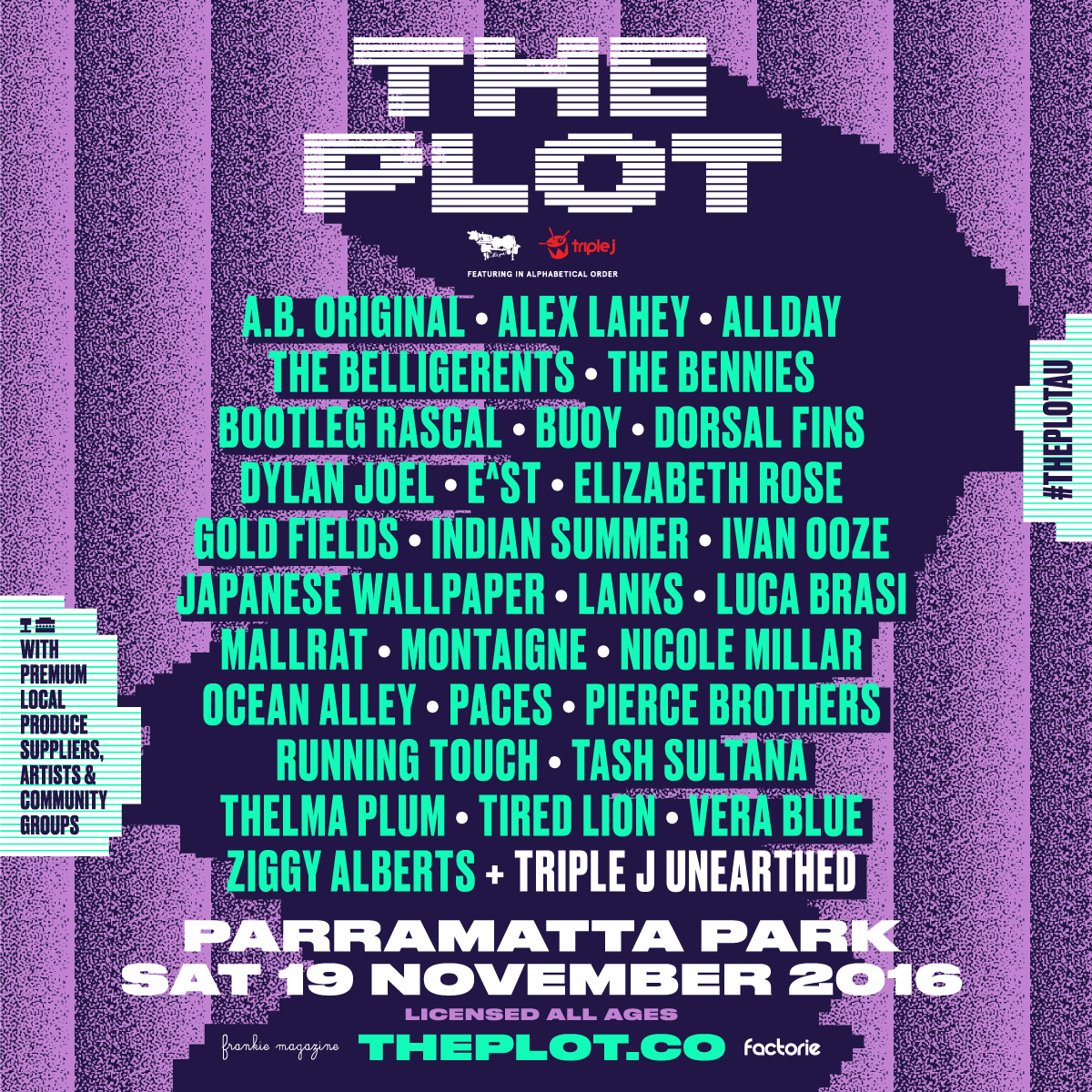 A.B. ORIGINAL @ THE PLOT FESTIVAL