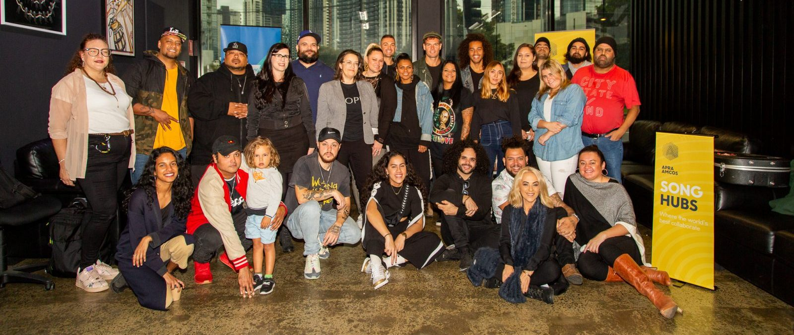 BRIGGS CURATES INAUGURAL FIRST NATIONS SONG HUBS