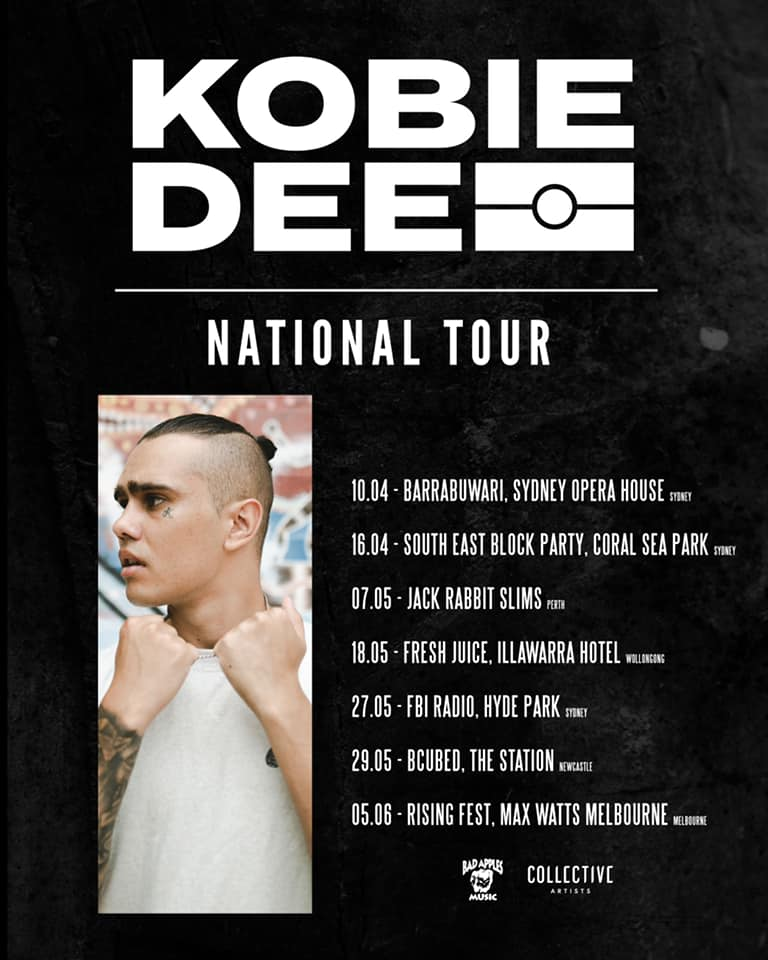 KOBIE DEE NATIONAL TOUR